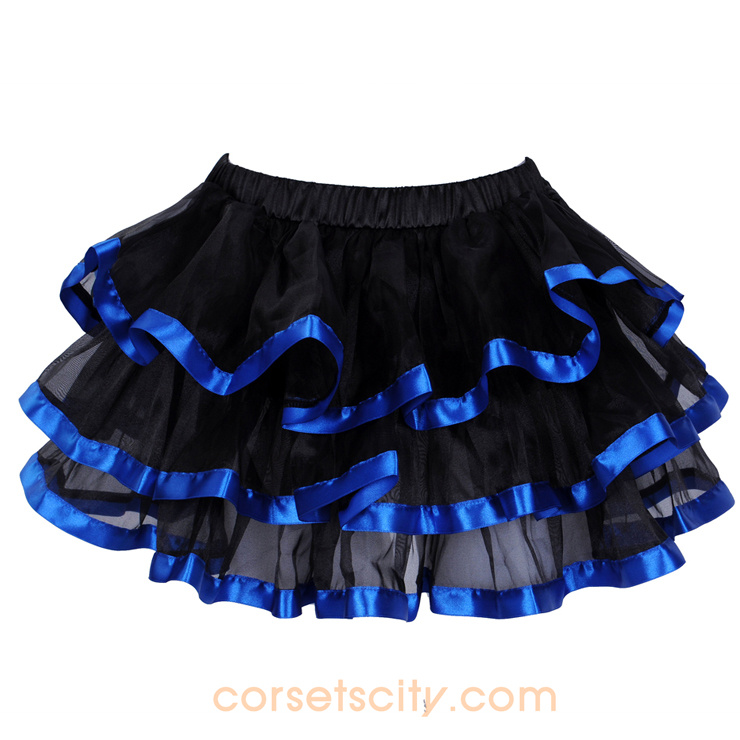 Blue Stripe Pettiskirt HP5723