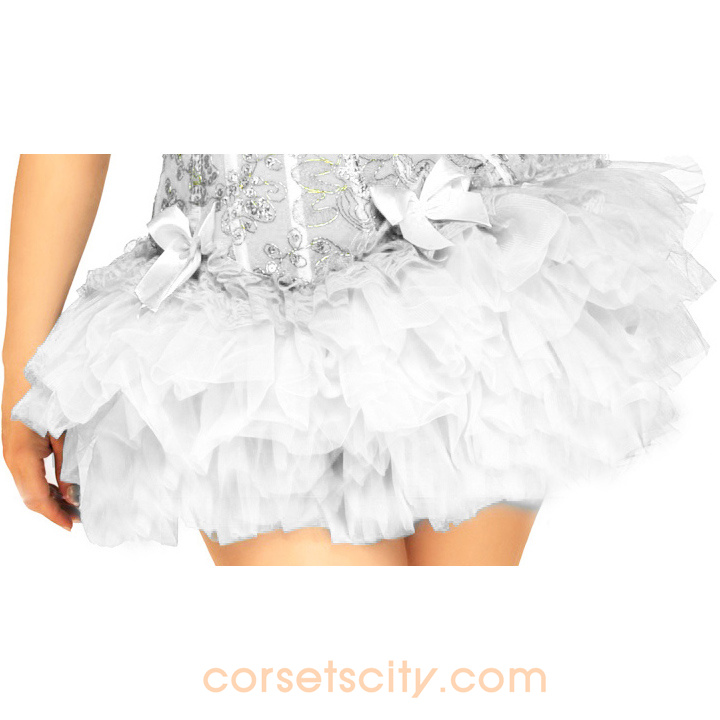 Puff Short Skirt HP5719