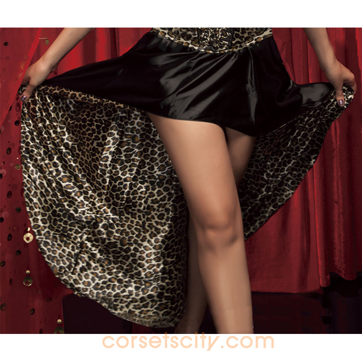 Reversible Leopard Skirt HP5973