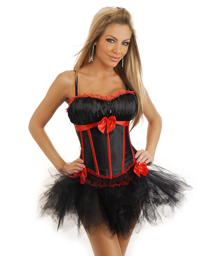 Corset & Pettiskirt Set HP5062