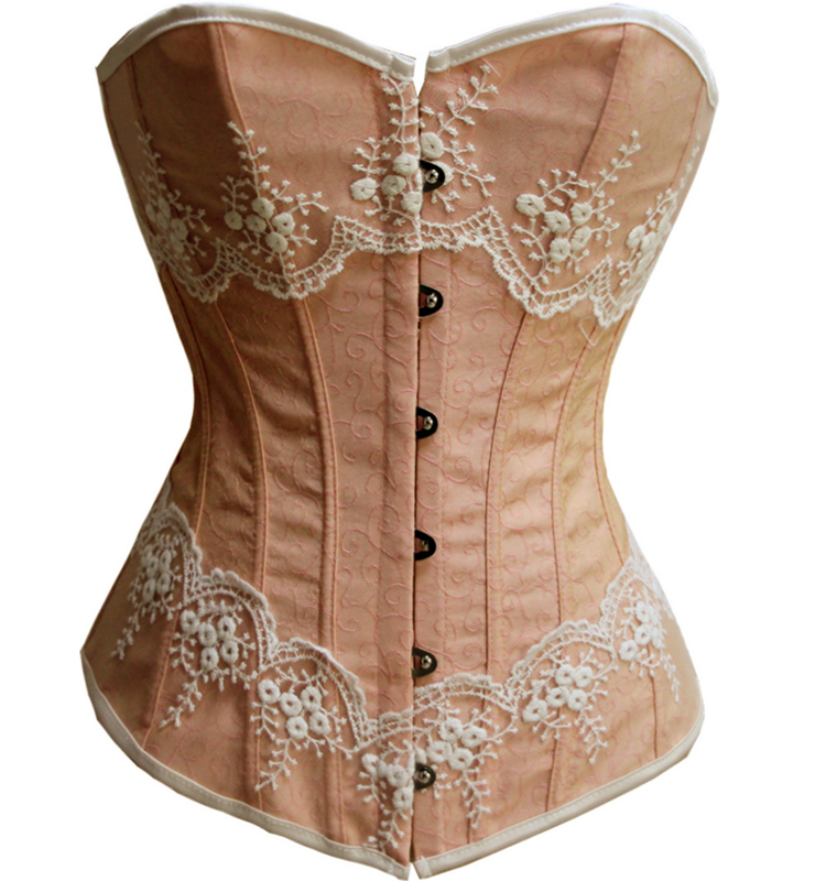 Brocade Fabric Corset HP5160