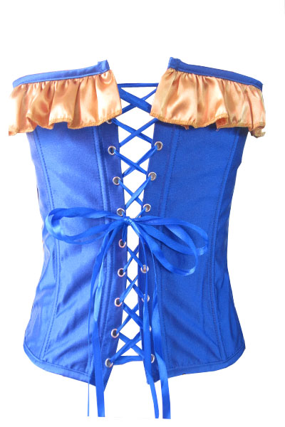 Burlesque Pin-Up Corset HP5532