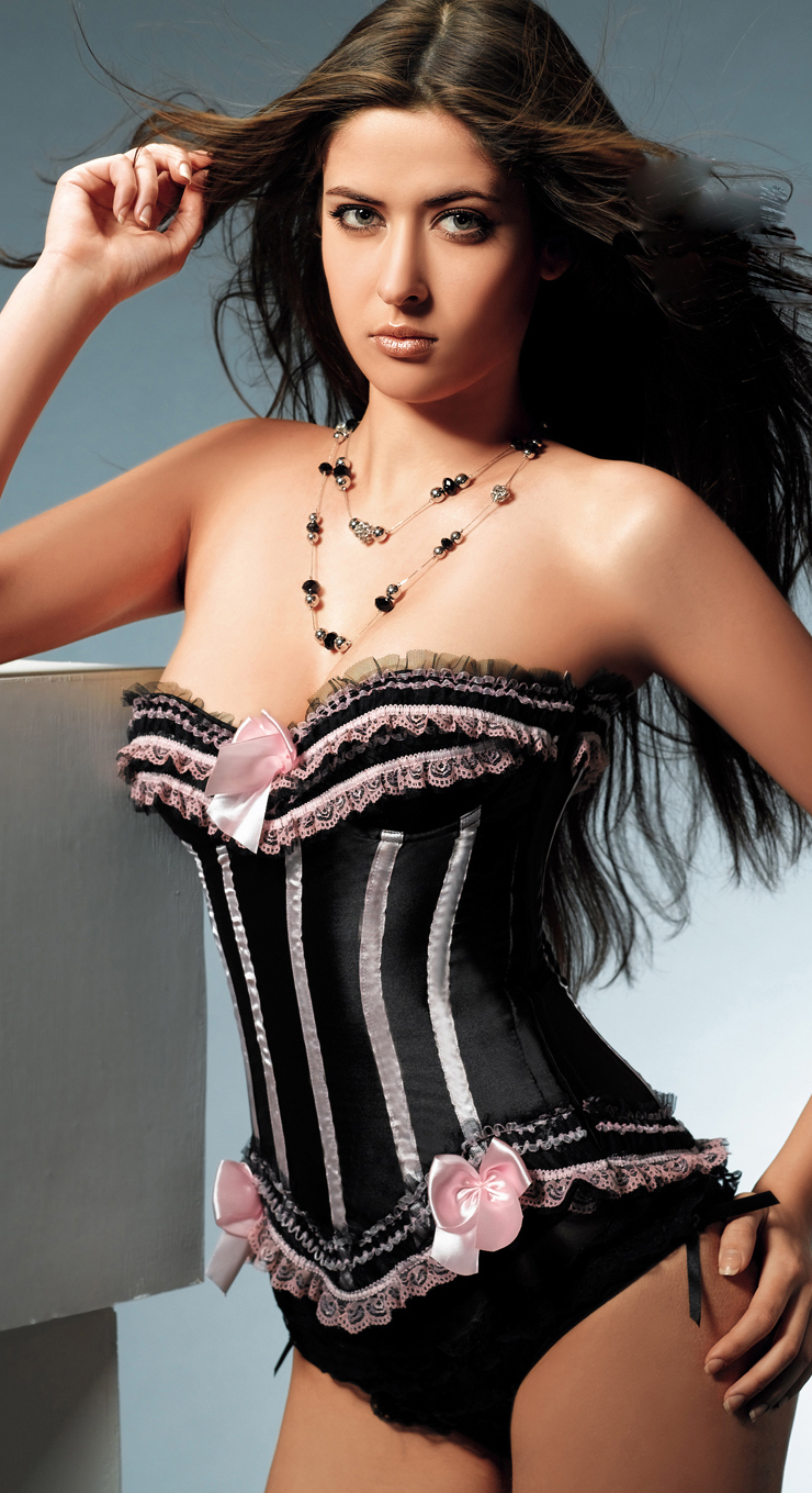 Lace Up Corset HP5505