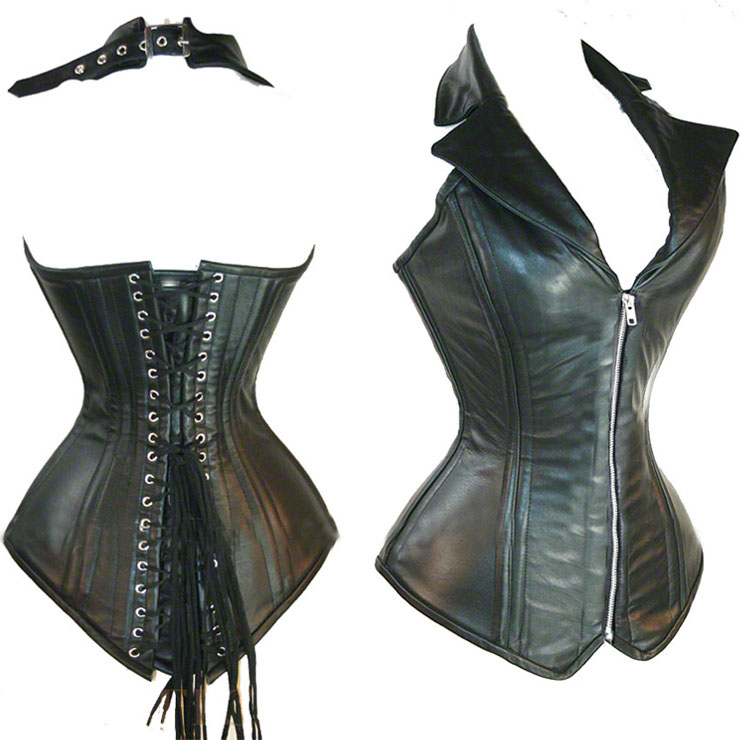 Vest Leather Corset HP5669