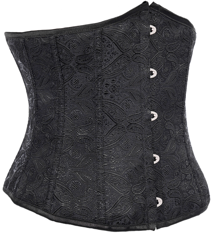 Bewitched Jacquard Underbust Corset HP5774