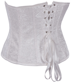 Noble Excellent Brocade Underbust Corset HP5895